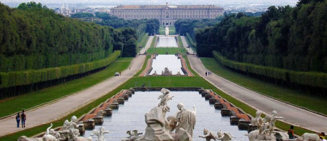 Royal Palace of Caserta and Real Park